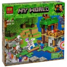 Аналог Lego 21146, Bela 10989 Нападение армии скелетов